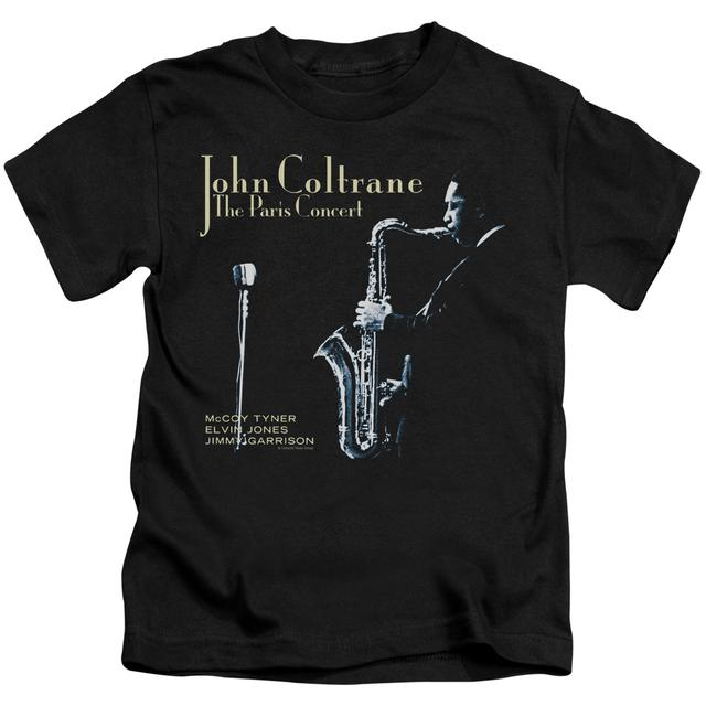 John Coltrane Kids T Shirt | PARIS COLTRANE Kids Tee