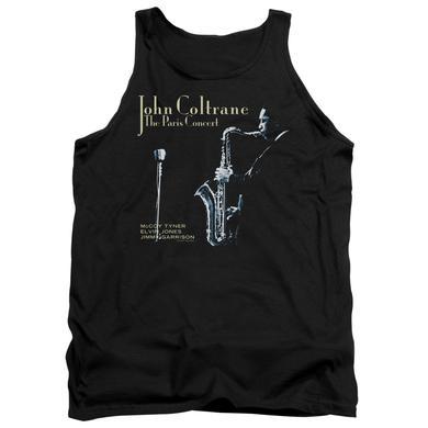 John Coltrane Tank Top | PARIS COLTRANE Sleeveless Shirt