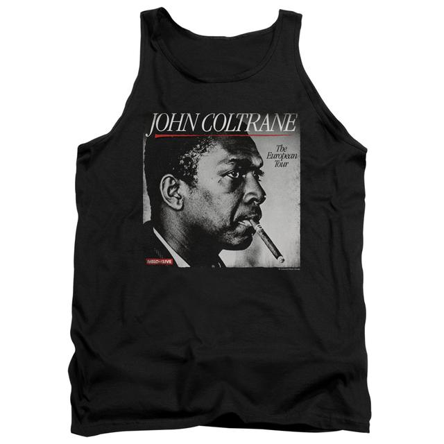 John Coltrane Tank Top | SMOKE BREAKS Sleeveless Shirt