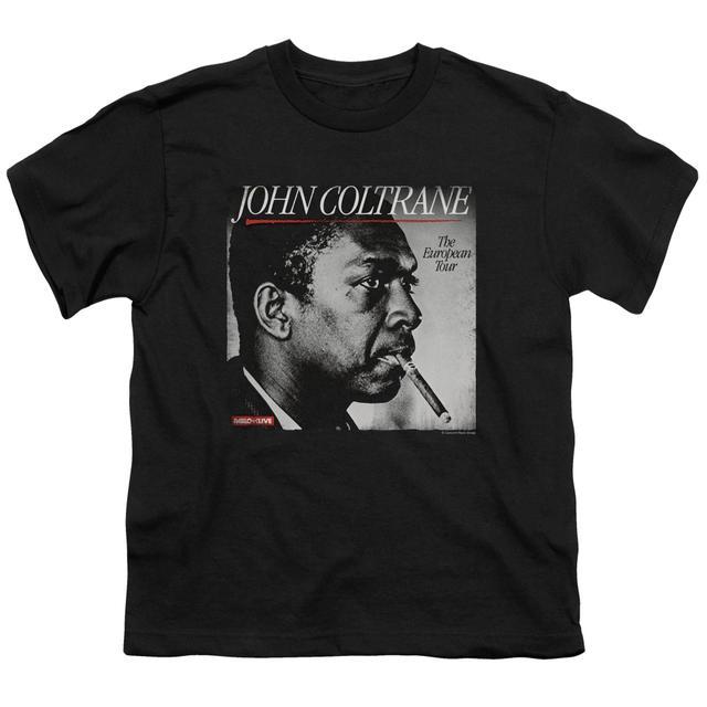 John Coltrane Youth Tee   SMOKE BREAKS Youth T Shirt
