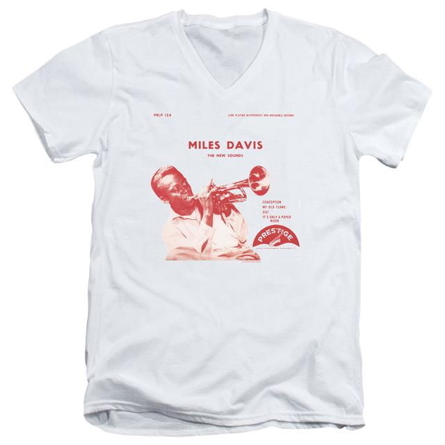 Miles Davis T Shirt (Slim Fit) | THE NEW SOUNDS Slim-fit Tee