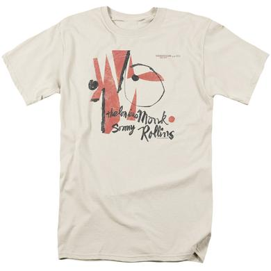 Thelonious Monk Shirt | MONK SONNY ROLLINS T Shirt