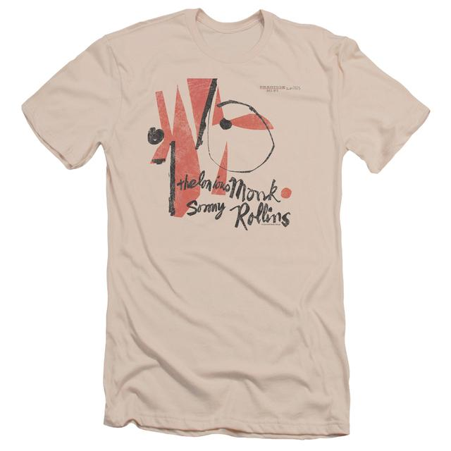Thelonious Monk Slim-Fit Shirt | MONK SONNY ROLLINS Slim-Fit Tee
