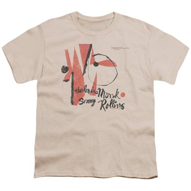 Thelonious Monk Youth Tee | MONK SONNY ROLLINS Youth T Shirt