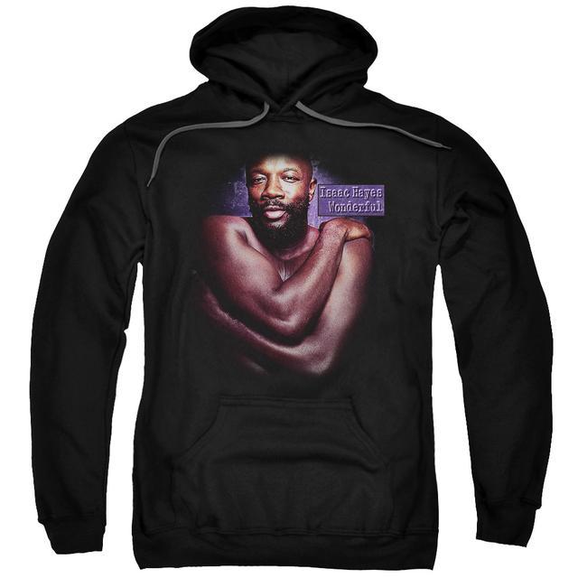 Isaac Hayes Hoodie | WONDERFUL Pull-Over Sweatshirt