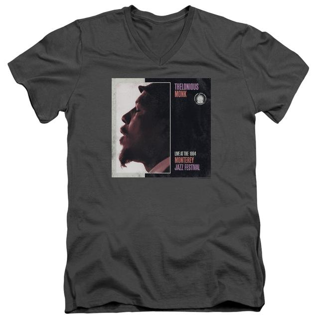 Thelonious Monk T Shirt (Slim Fit) | MONTEREY Slim-fit Tee