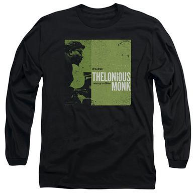 Thelonious Monk T Shirt | WORK Premium Tee