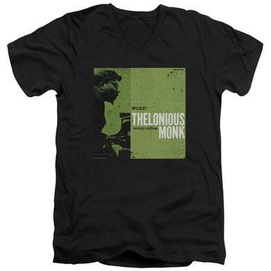 Thelonious Monk T Shirt (Slim Fit) | WORK Slim-fit Tee