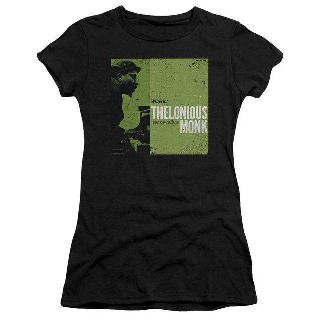 Thelonious Monk Juniors Shirt | WORK Juniors T Shirt