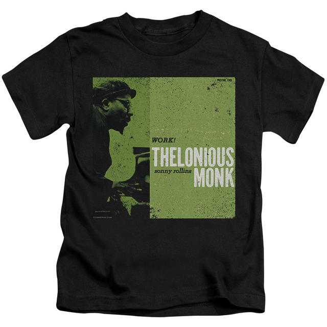 Thelonious Monk Kids T Shirt | WORK Kids Tee