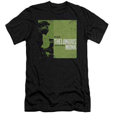 Thelonious Monk Slim-Fit Shirt | WORK Slim-Fit Tee