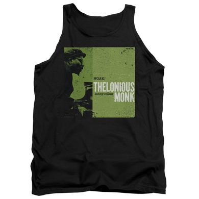 Thelonious Monk Tank Top | WORK Sleeveless Shirt