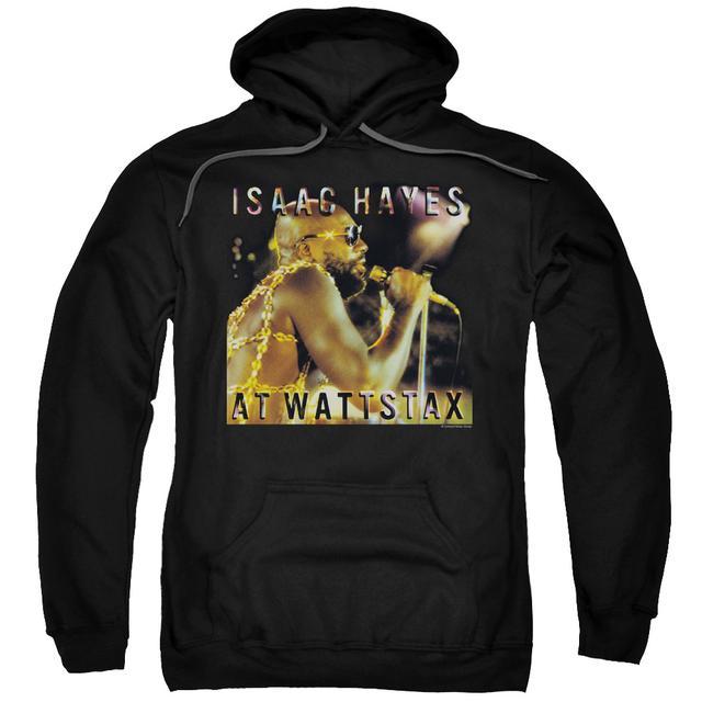 Isaac Hayes Hoodie | AT WATTSTAX Pull-Over Sweatshirt