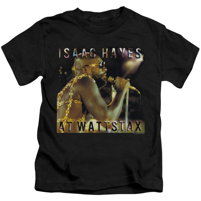Isaac Hayes Kids T Shirt | AT WATTSTAX Kids Tee