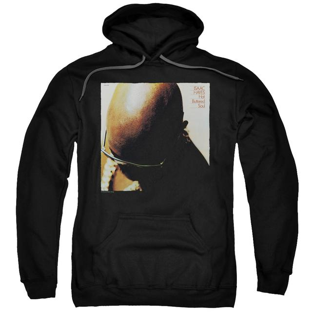 Isaac Hayes Hoodie | HOT BUTTERED SOUL Pull-Over Sweatshirt