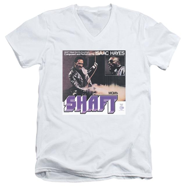 Isaac Hayes T Shirt (Slim Fit) | SHAFT Slim-fit Tee