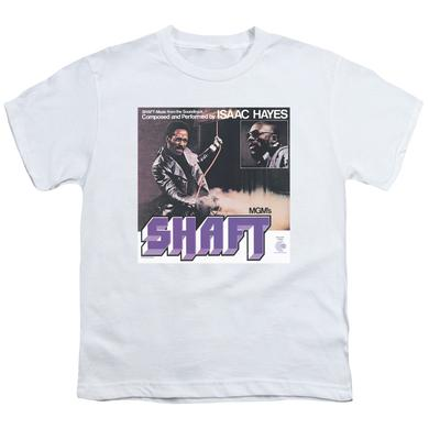 Isaac Hayes Youth Tee | SHAFT Youth T Shirt