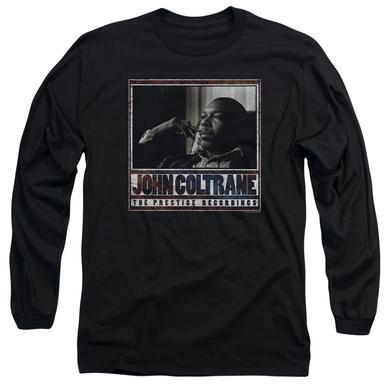 John Coltrane T Shirt | PRESTIGE RECORDINGS Premium Tee