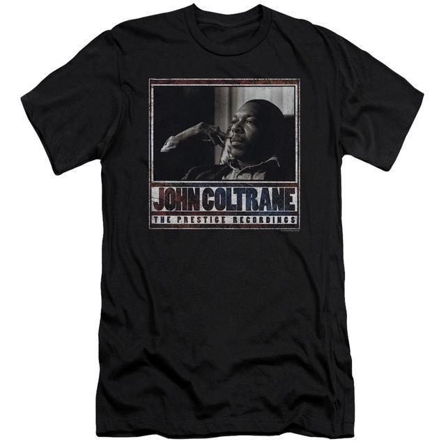 John Coltrane Slim-Fit Shirt | PRESTIGE RECORDINGS Slim-Fit Tee