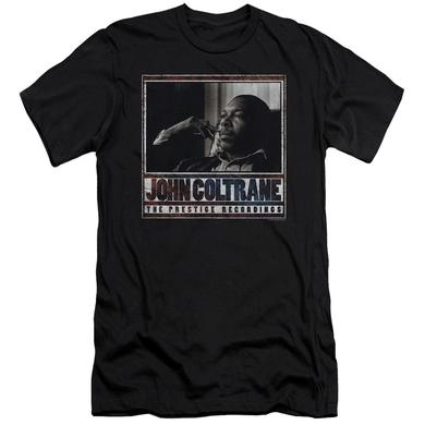 John Coltrane Slim-Fit Shirt | PRESTIGE RECORDINGS Slim-Fit Tee