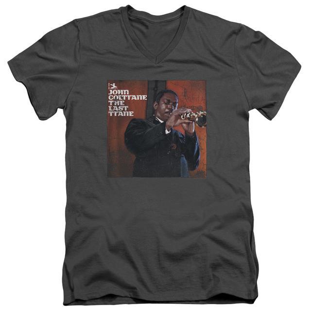John Coltrane T Shirt (Slim Fit)   LAST TRAIN Slim-fit Tee