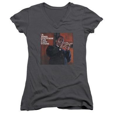 John Coltrane Junior's V-Neck Shirt | LAST TRAIN Junior's Tee