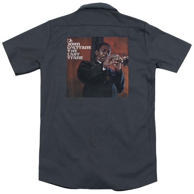 John Coltrane LAST TRAIN(BACK PRINT)