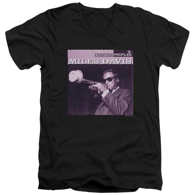 Miles Davis T Shirt (Slim Fit) | PRINCE Slim-fit Tee