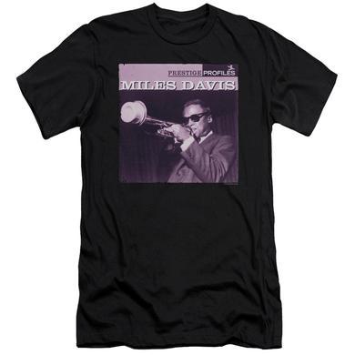 Miles Davis Slim-Fit Shirt | PRINCE Slim-Fit Tee