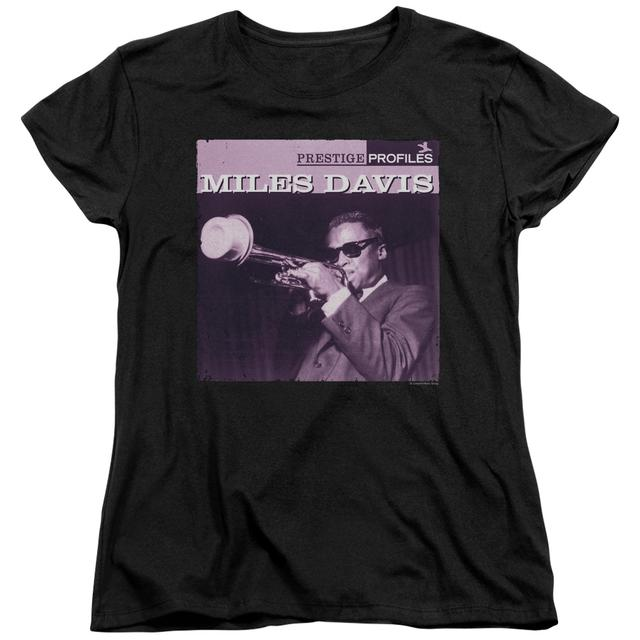 Miles Davis Women's Shirt | PRINCE Ladies Tee