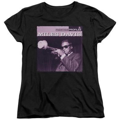 Miles Davis Women's Shirt   PRINCE Ladies Tee