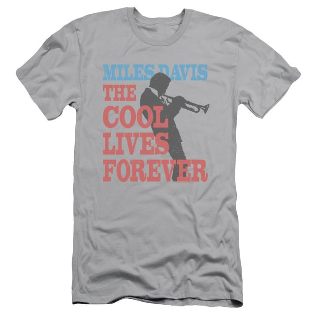 Miles Davis Slim-Fit Shirt | COOL LIVES Slim-Fit Tee