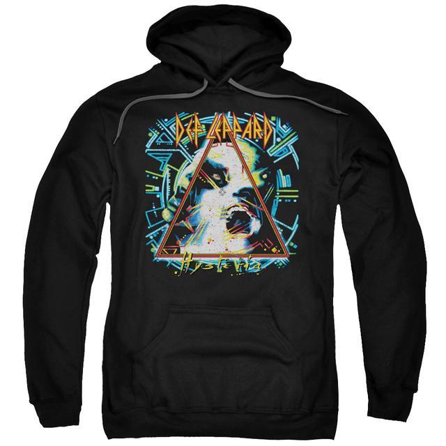Def Leppard Hoodie | HYSTERIA Pull-Over Sweatshirt