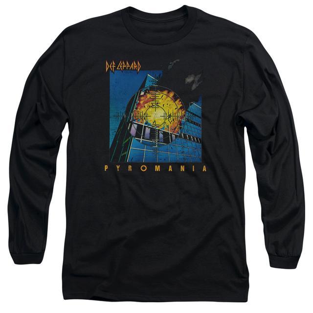 Def Leppard T Shirt | PYROMANIA Premium Tee