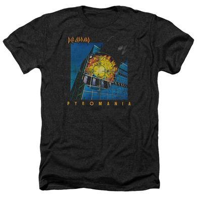 Def Leppard Tee | PYROMANIA Premium T Shirt