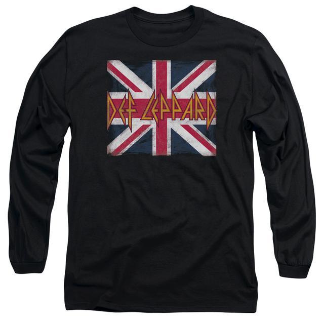 Def Leppard T Shirt | UNION JACK Premium Tee