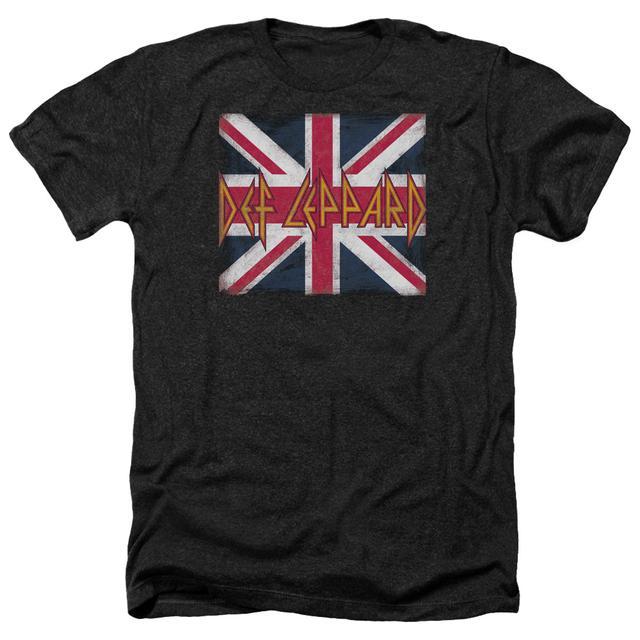 Def Leppard Tee | UNION JACK Premium T Shirt