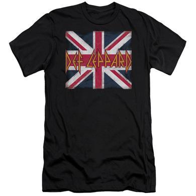 Def Leppard Slim-Fit Shirt | UNION JACK Slim-Fit Tee