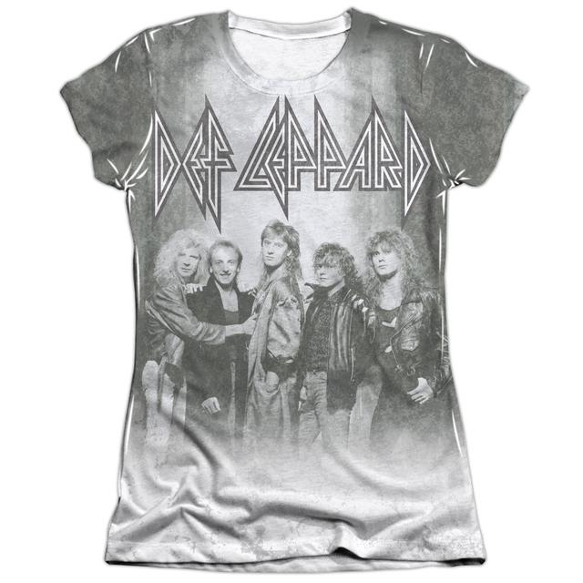 Def Leppard Junior's Shirt | THE BAND Junior's Tee