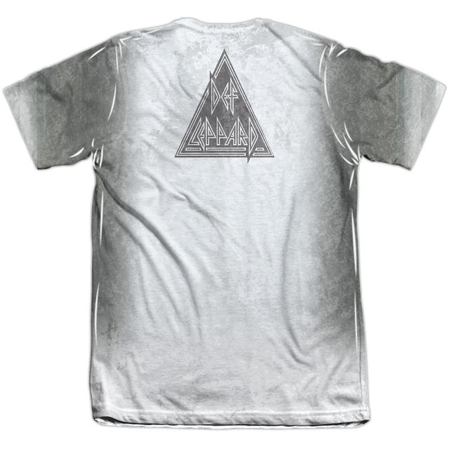 Def Leppard Shirt | THE BAND (FRONT/BACK PRINT) Tee