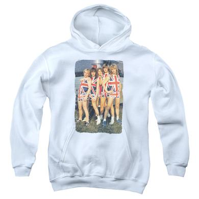 Def Leppard Youth Hoodie | FLAG PHOTO Pull-Over Sweatshirt