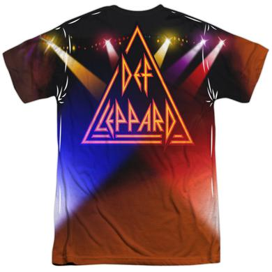 Def Leppard Shirt | ON STAGE (FRONT/BACK PRINT) Tee