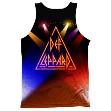 Def Leppard ON STAGE (FRONT/BACK PRINT)
