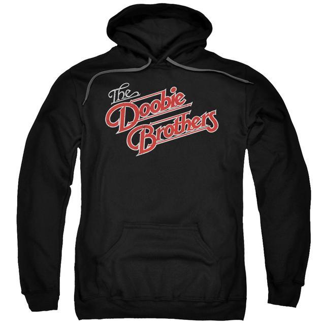 Doobie Brothers Hoodie | LOGO Pull-Over Sweatshirt