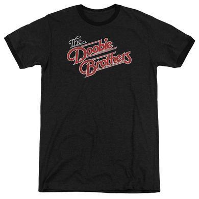 Doobie Brothers Shirt | LOGO Premium Ringer Tee