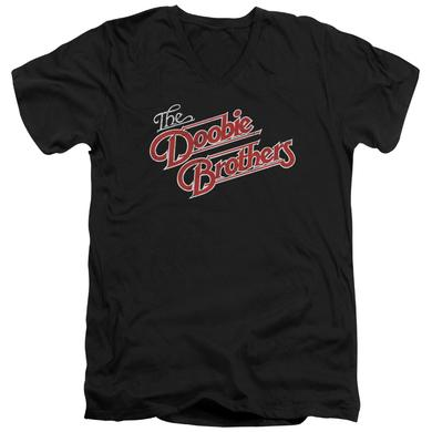 Doobie Brothers T Shirt (Slim Fit) | LOGO Slim-fit Tee