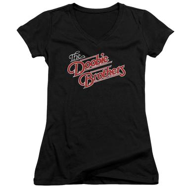 Doobie Brothers Junior's V-Neck Shirt | LOGO Junior's Tee