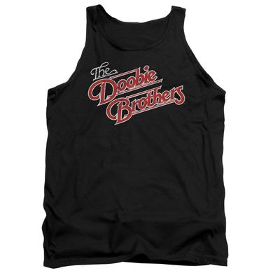 Doobie Brothers Tank Top   LOGO Sleeveless Shirt