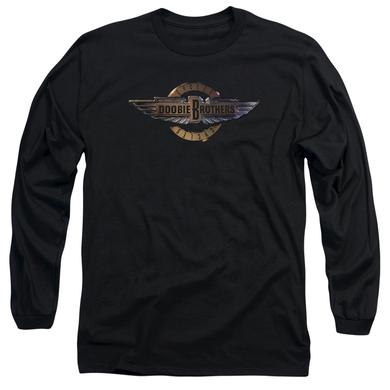 Doobie Brothers T Shirt | BIKER LOGO Premium Tee
