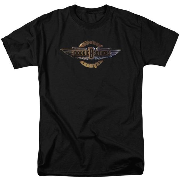 Doobie Brothers Shirt | BIKER LOGO T Shirt